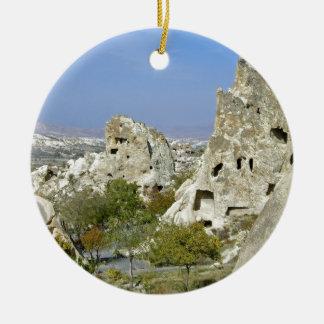 cappadocia ceramic ornament