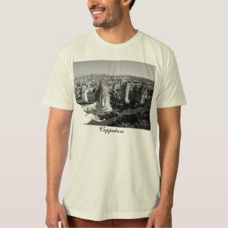 Cappadocia chimneys tee shirt