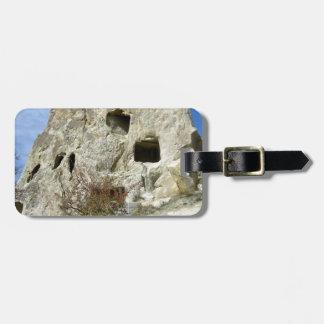 cappadocia etiqueta de equipaje