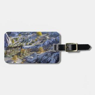 cappadocia etiqueta para maleta