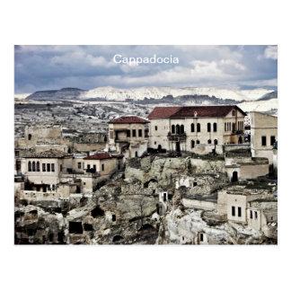 Cappadocia Postcard