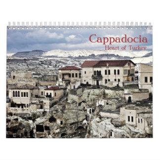 Cappadocia Turkey Calendar