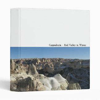 Cappadocia White Binder