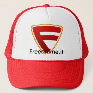 Cappellino Freeonline Trucker Hat