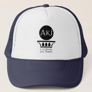 Cappello Aki logo Trucker Hat