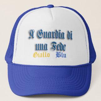 Cappello hellas verona inverno trucker hat
