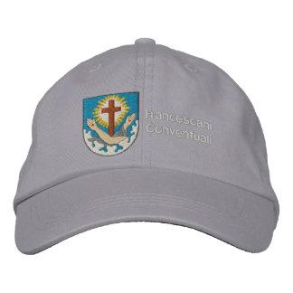 cappello stemma francescano baseball cap