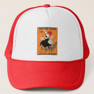 Cappiello - Vintage - Magazzini Italiani Trucker Hat