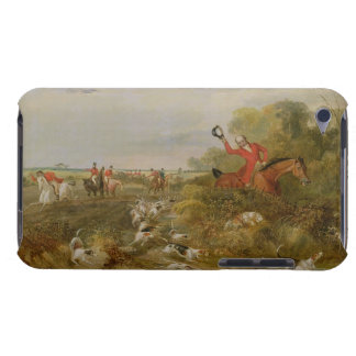 Capping on Hounds, Bachelor's Hall, 1836 (oil on c Barely There iPod Cover