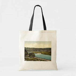 Cappoquin. Co. Waterford, Ireland rare Photochrom Tote Bag