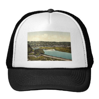 Cappoquin. Co. Waterford, Ireland rare Photochrom Trucker Hat