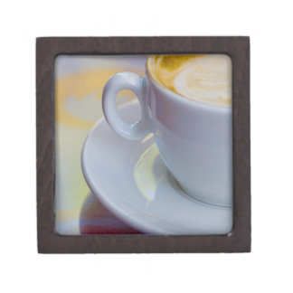 Cappuccino 2 keepsake box