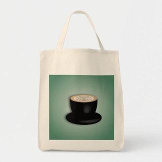 Cappuccino 3D Bolsa