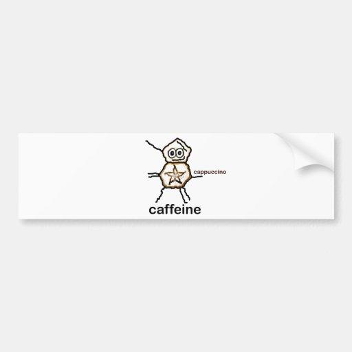 Cappuccino Bumper Sticker