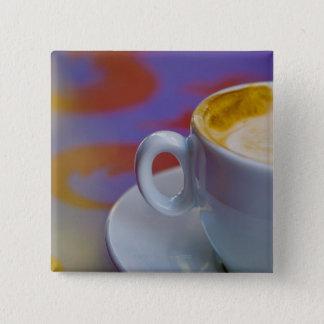 Cappuccino Button
