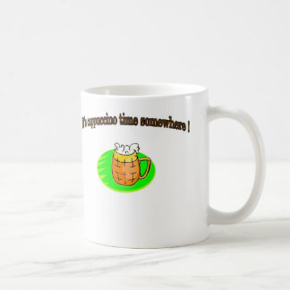 Cappuccino Coffee Mug