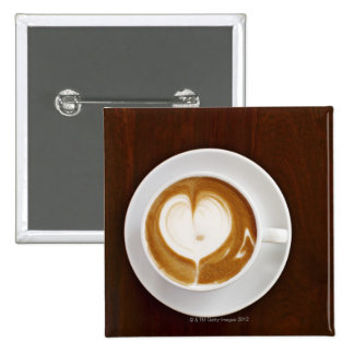 Cappuccino con amor pins