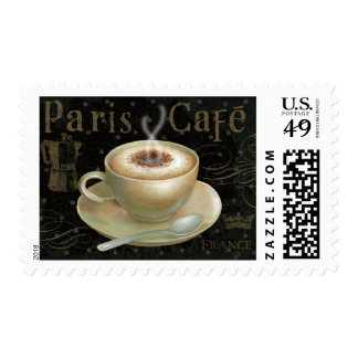 Cappuccino Cup Stamp