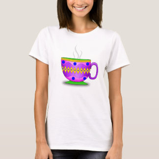 Cappuccino Cup T Shirt