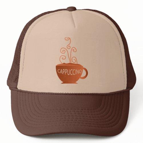 Cappuccino zazzle_hat