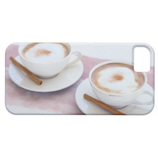 Cappuccino iPhone 5 Cases
