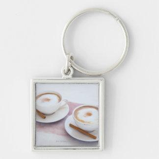 Cappuccino Keychain