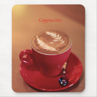 Cappuccino Mouse Pad