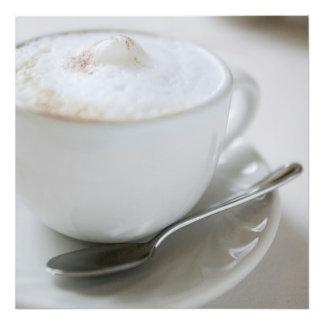 Cappuccino Mug Photo Print