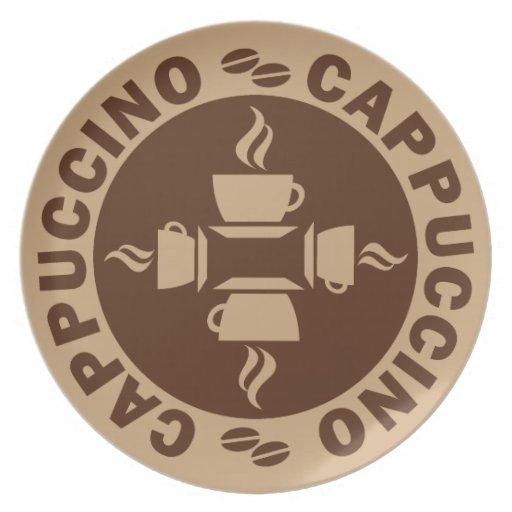 Cappuccino Platos