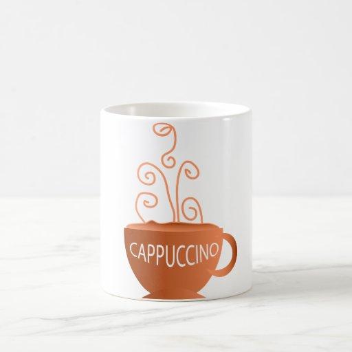Cappuccino Tazas