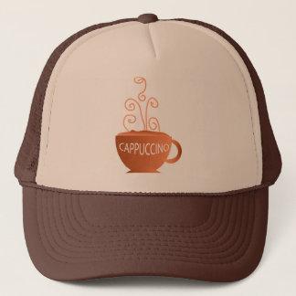 Cappuccino Trucker Hat
