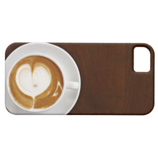 Cappuccino with love iPhone 5 cover