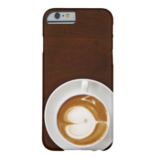 Cappuccino with love iPhone 6 case