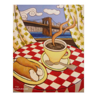 Cappuccino y Cannoli Póster