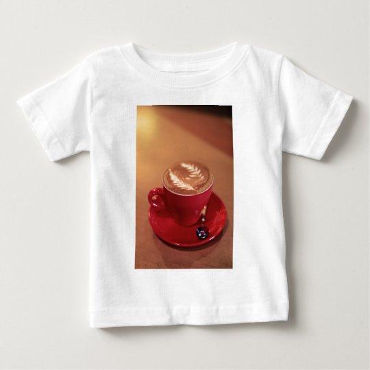 Cappucino Blank Baby T-Shirt