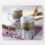 Cappucino For use in USA only.) 2 Mousepads