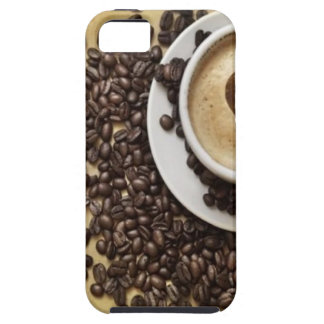 Cappucino Heart Cafe iPhone 5 Cover