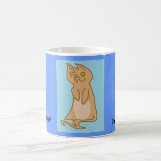 Cappucino? Coffee Mugs