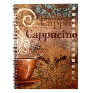 Cappucino Notebook