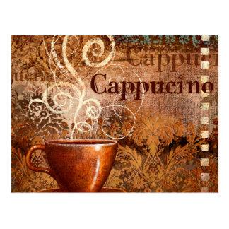 Cappucino Post Cards