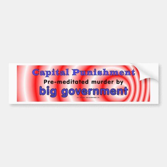 CapPunPremed Bumper Sticker