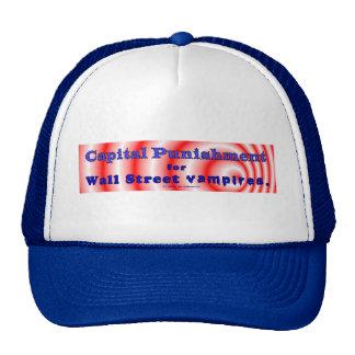 CapPunWallStVampires Hats