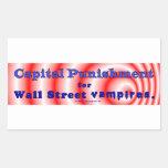 CapPunWallStVampires Stickers