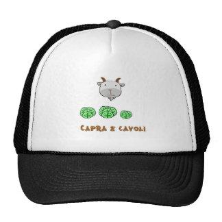 Capra e cavoli hat