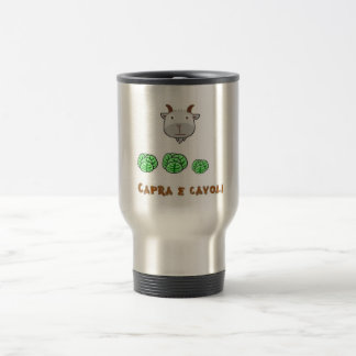 Capra e cavoli coffee mugs