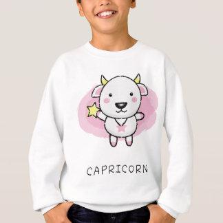 capracorn Vector of horoscope zodiac signs Sweatshirt