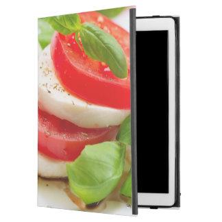 """Caprese Salad. Tomato and Mozzarella slices iPad Pro 12.9"""" Case"""