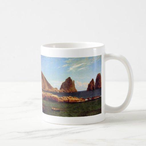 Capri - Albert Bierstadt Classic White Coffee Mug