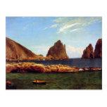 Capri - Albert Bierstadt Postales