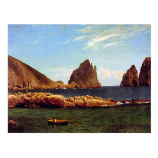 Capri - Albert Bierstadt Postcard